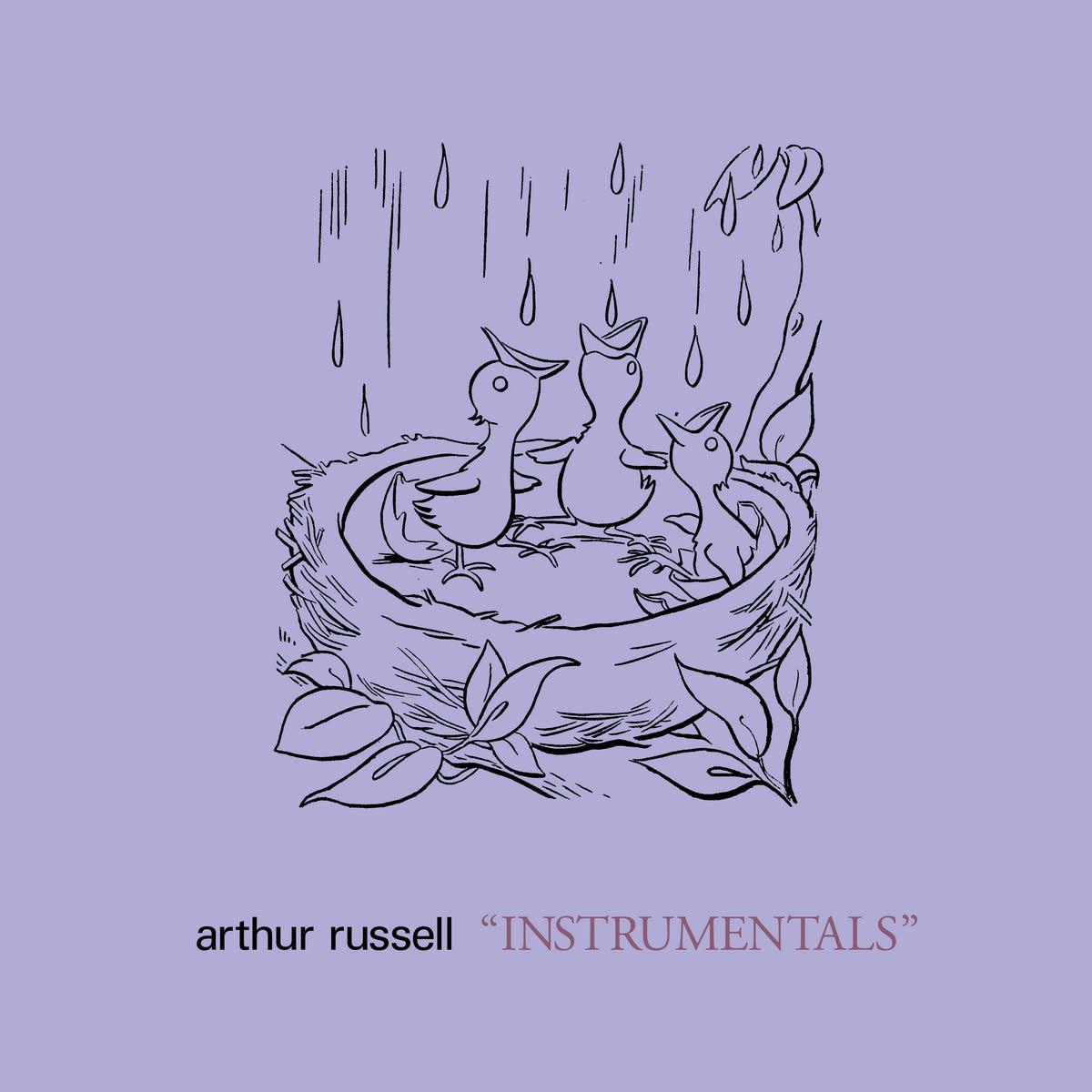 Arthur Russell • Instrumentals-1