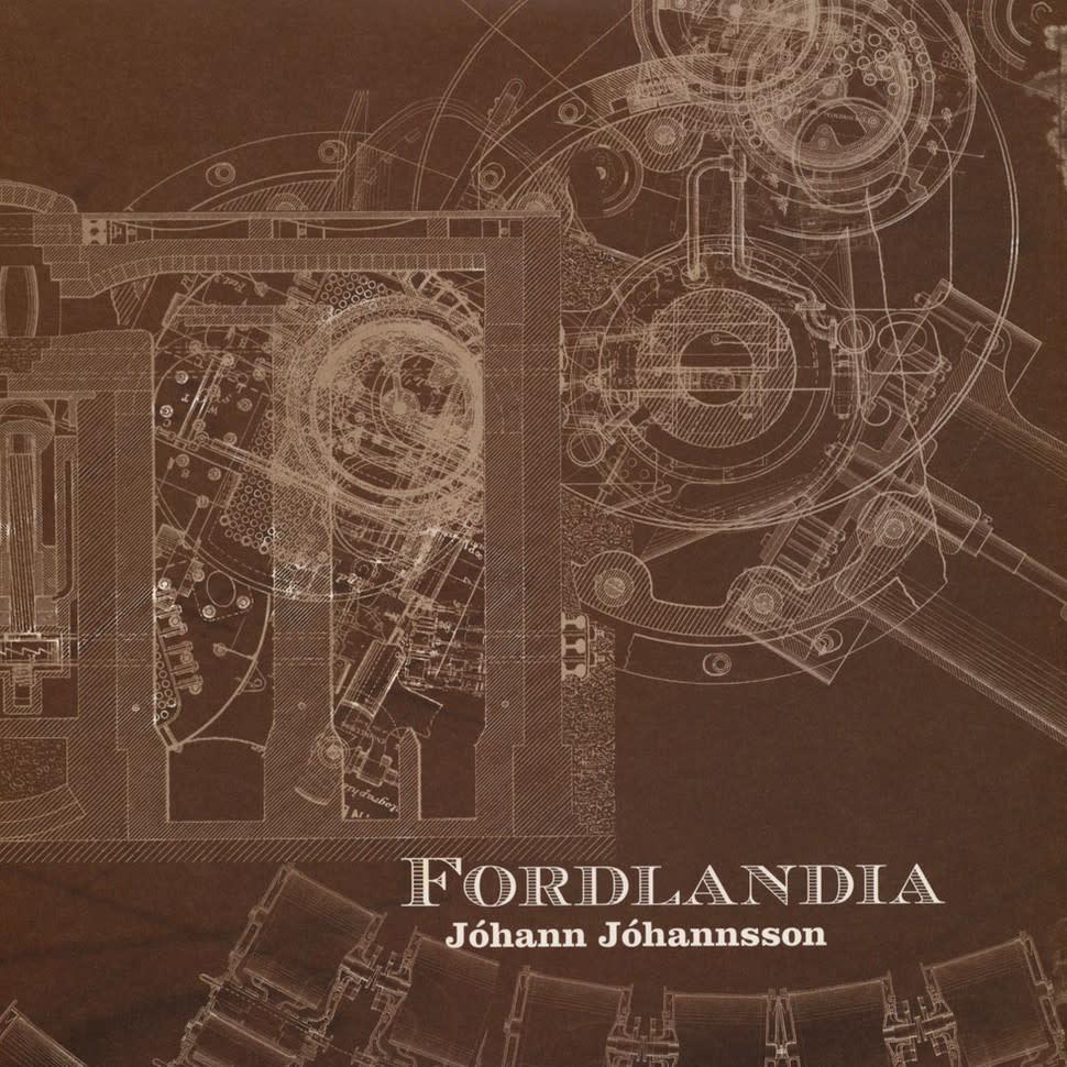 Jóhann Jóhannsson • Fordlandia-1