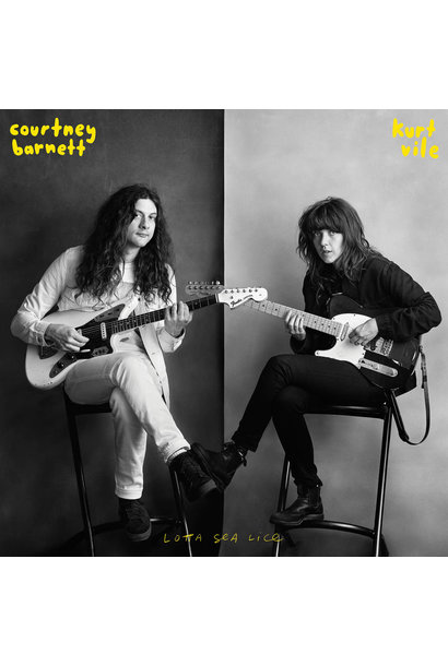 Courtney Barnett and Kurt Vile • Lotta Sea Lice