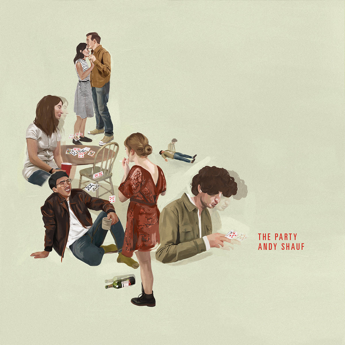 Andy Shauf • Party-1