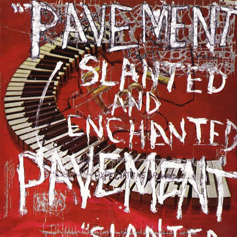 Pavement • Slanted and Enchanted-1