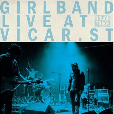 Girl Band • Life At Vicar. St (RSD2020)-1