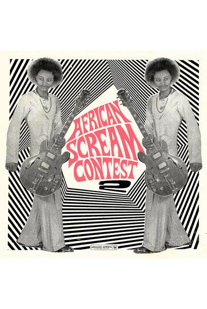 Artistes Variés • African Scream Contest 2