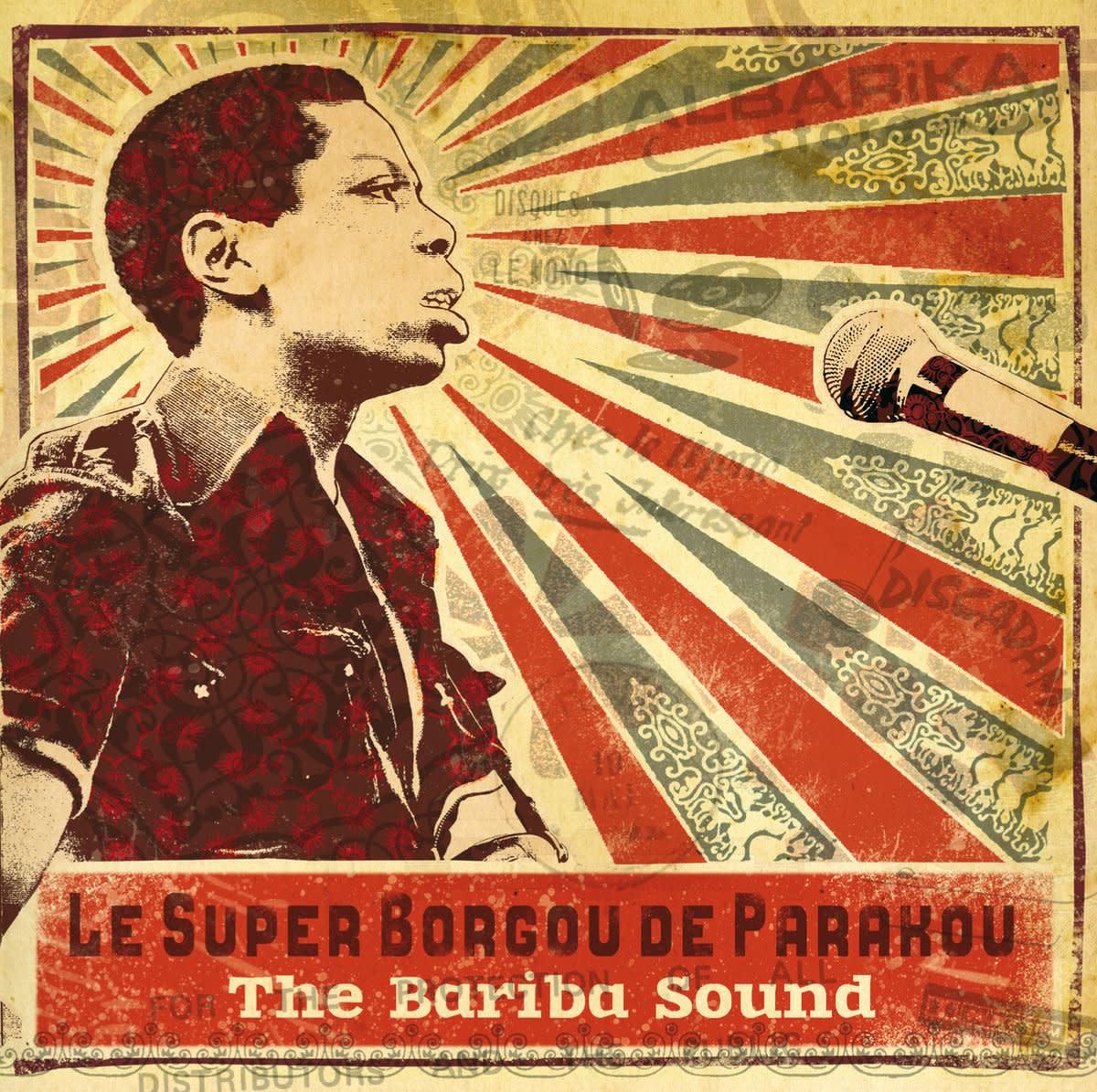 Orchestre Super Bourgou de Parakou • The Bariba Sound-1