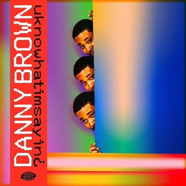 Danny Brown • uknowhatimsaying¿-1