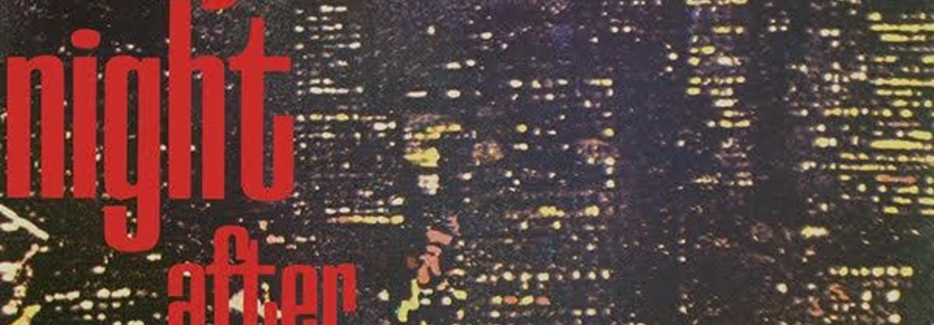 Ike Yard • Night After Night (RSD2020)