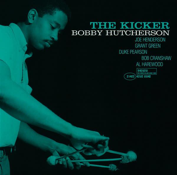 Bobby Hutcherson • The Kicker-1