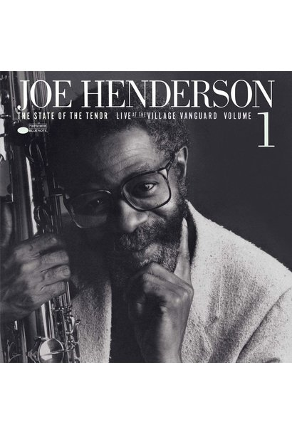 Joe Henderson • The State Of The Tenor Vol. 1