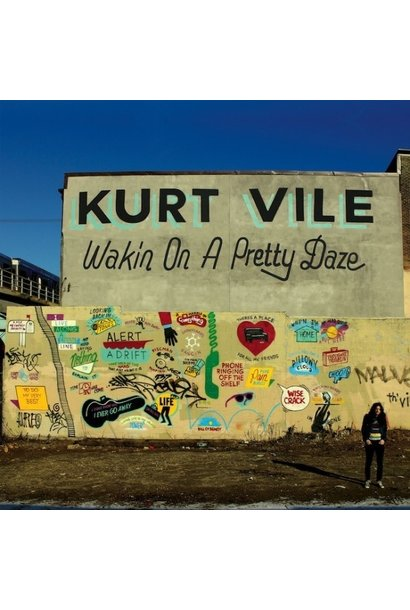 Kurt Vile • Wakin On A Pretty Daze