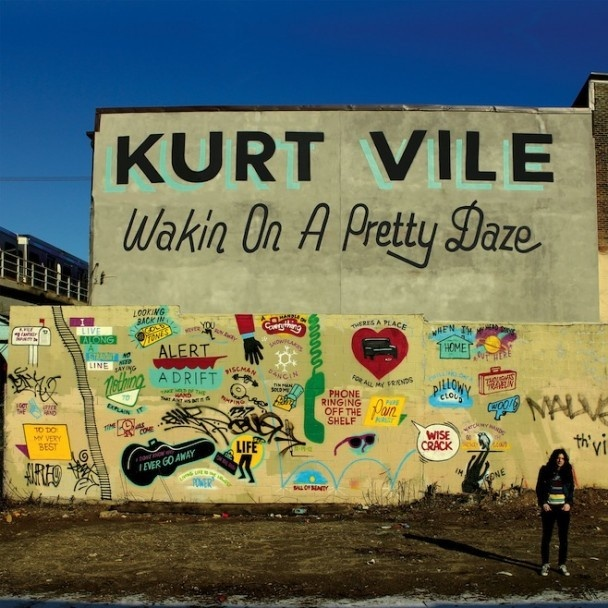 Kurt Vile • Wakin On A Pretty Daze-1
