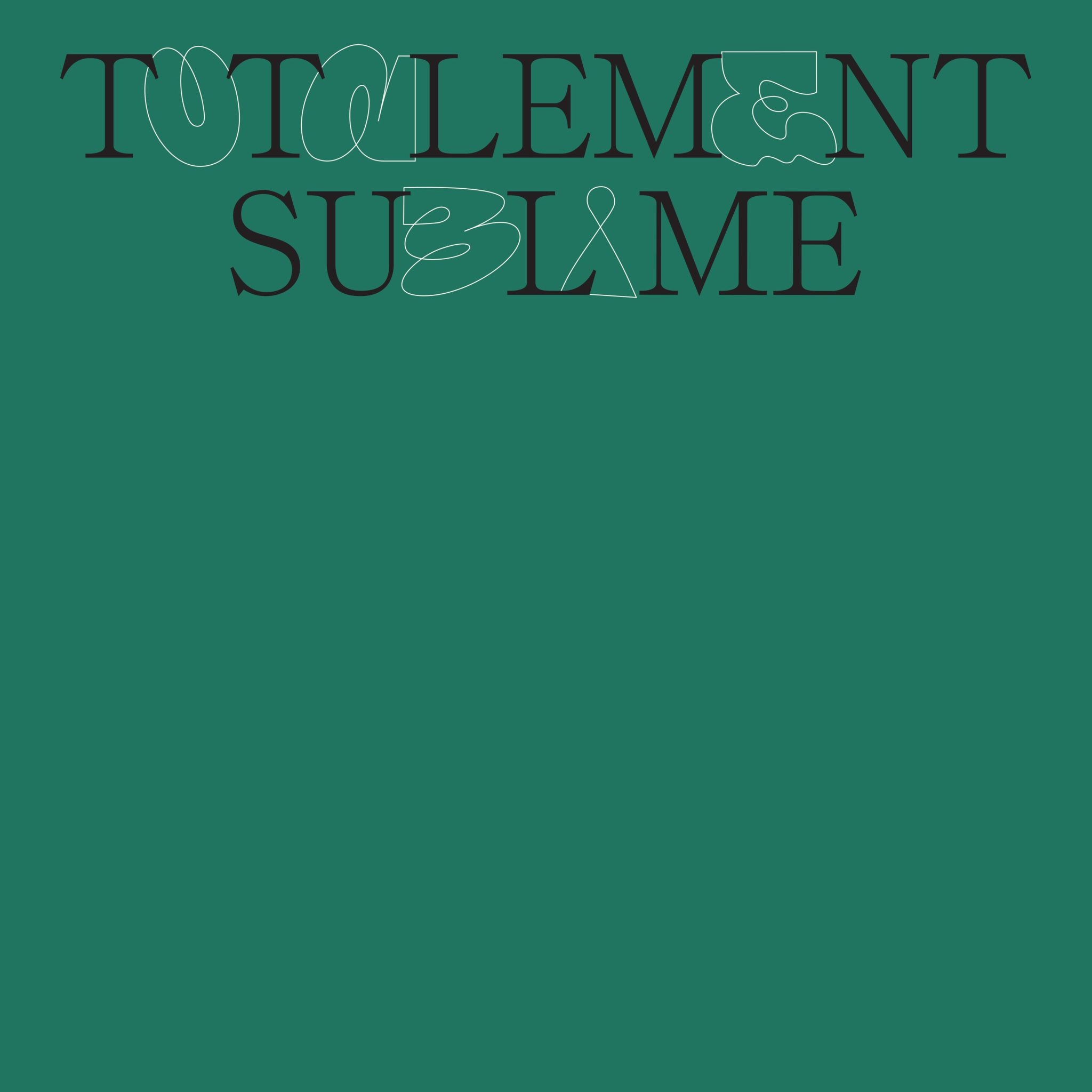 Totalement Sublime • Totalement Sublime-1