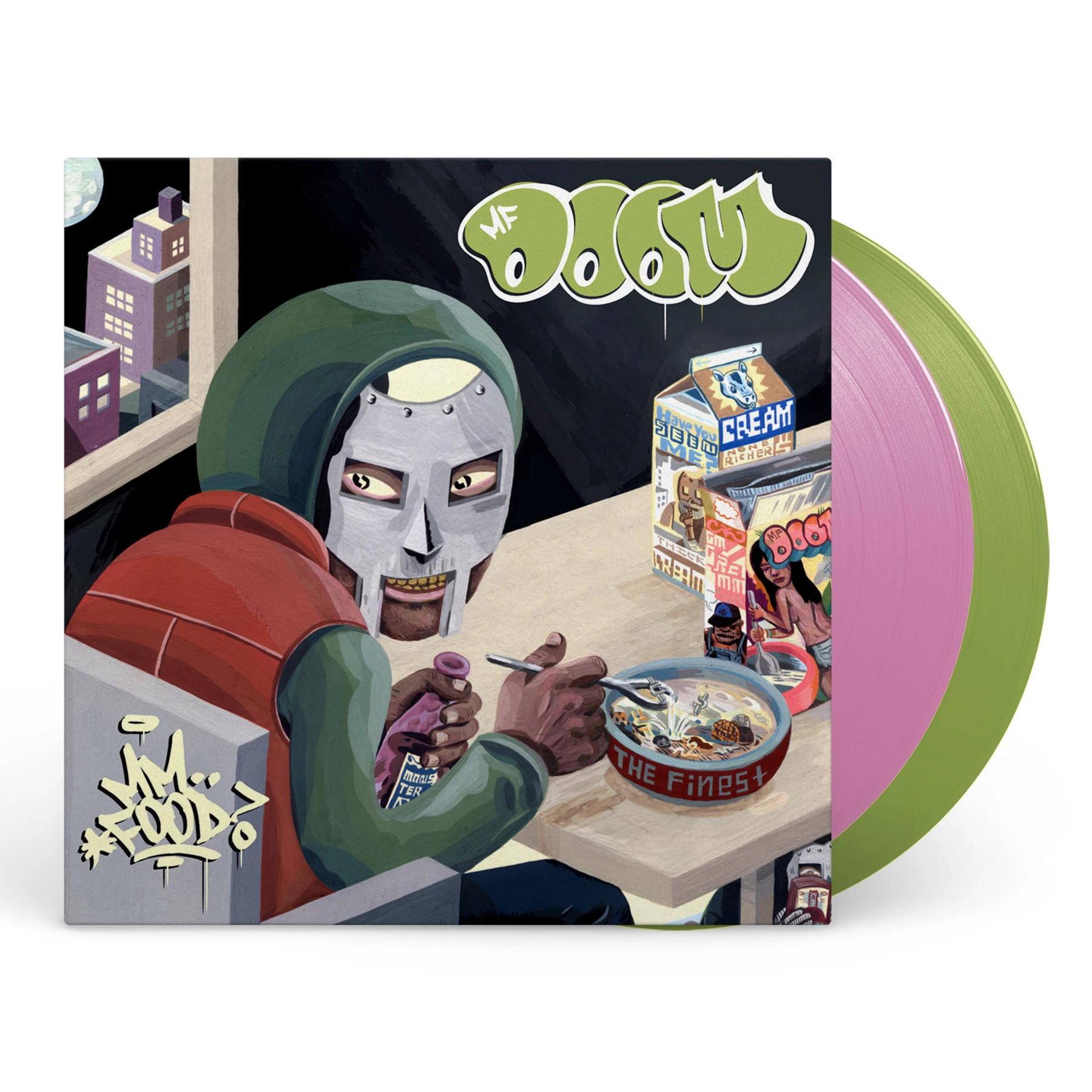 MF Doom • MM..Food (Réédition couleur limitée 2LP)-2