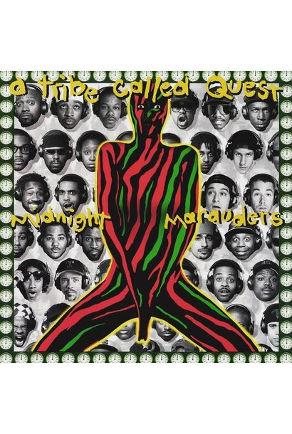 A Tribe Called Quest • Midnight Marauders