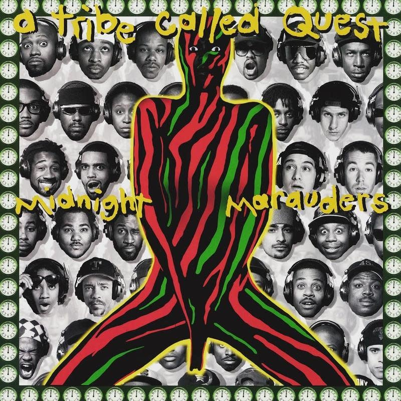 A Tribe Called Quest • Midnight Marauders-1