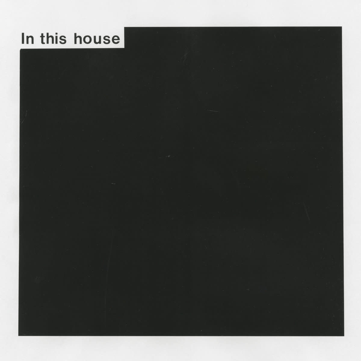 Lewsberg • In This House-1