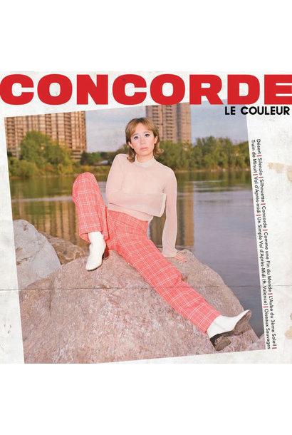 Le Couleur • Concorde