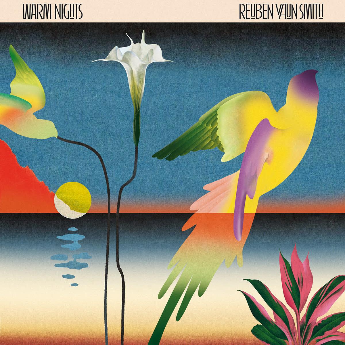 Reuben Vaun Smith • Warm Nights-1