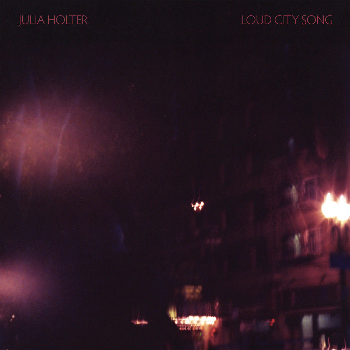 Julia Holter • Loud City Song-1