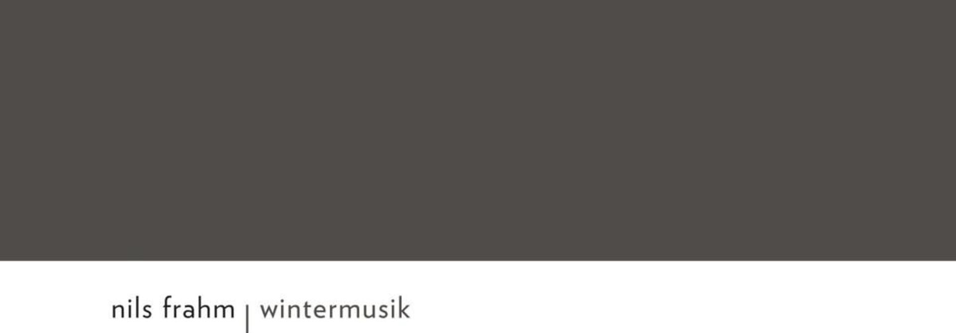 Nils Frahm • Wintermusik