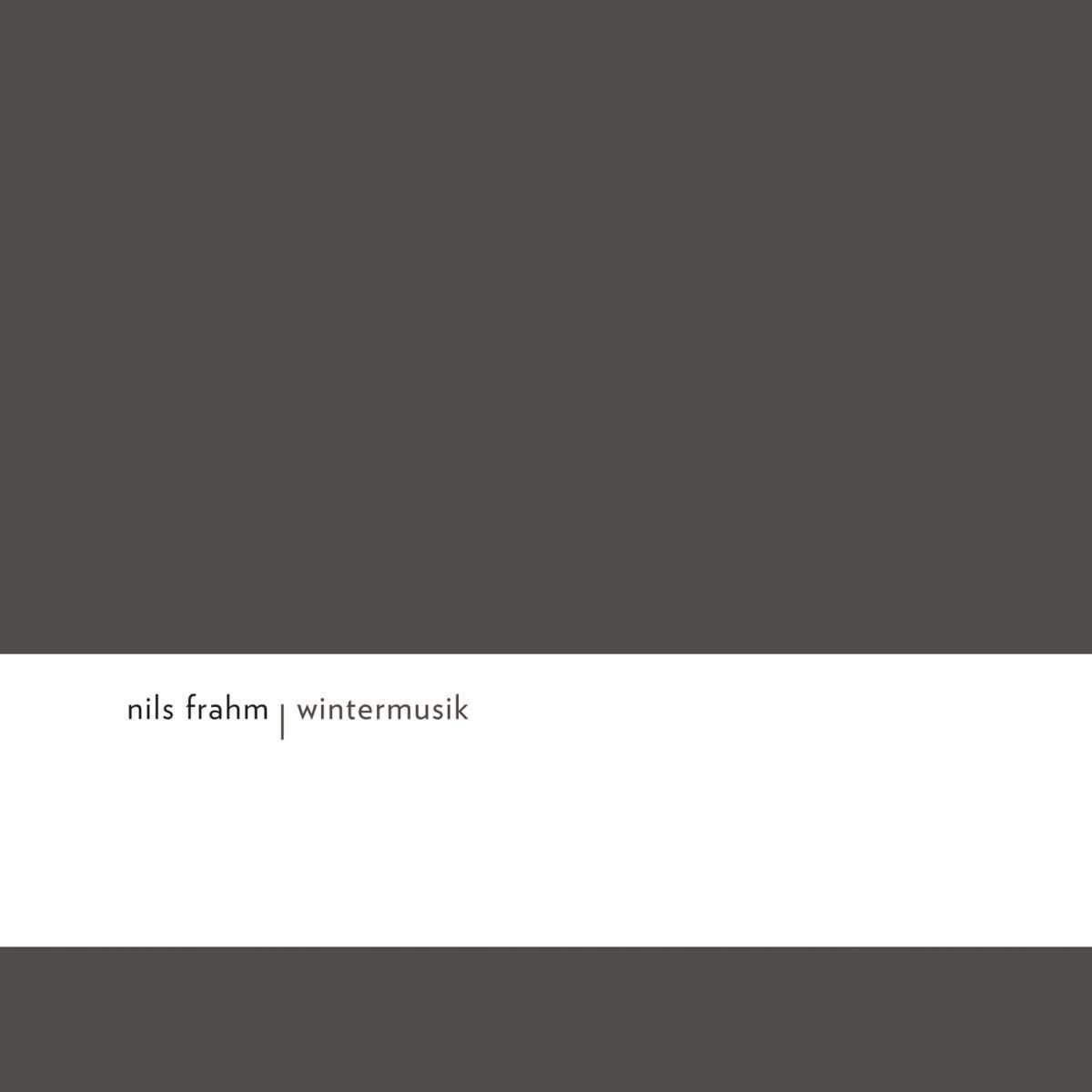 Nils Frahm • Wintermusik-1