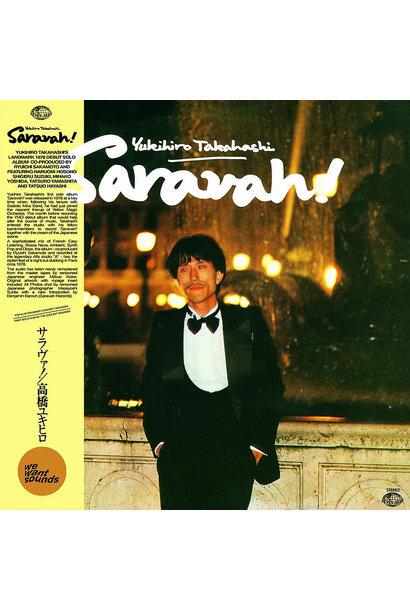 Yukihiro Takahashi • Saravah!