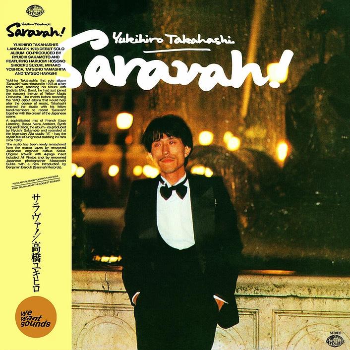 Yukihiro Takahashi • Saravah!-1