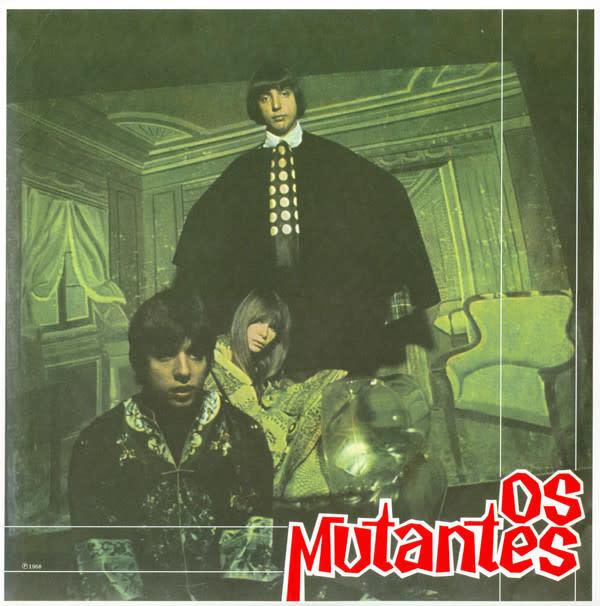 Os Mutantes • Os Mutantes-1