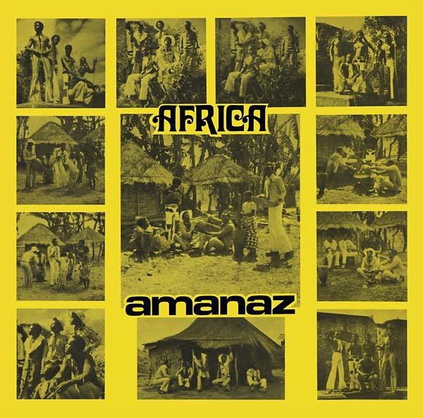 Amanaz • Africa-1