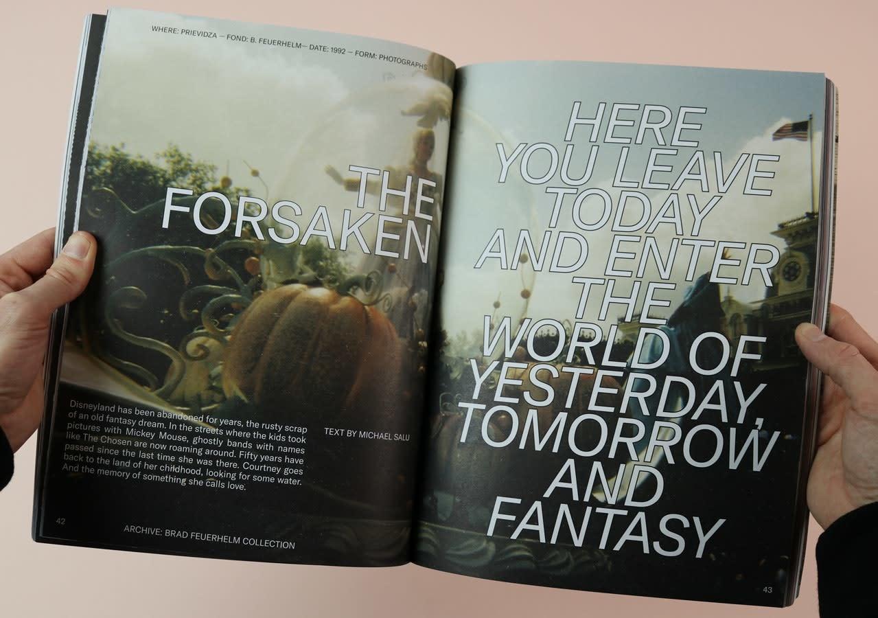 Archivio • Issue 3-4