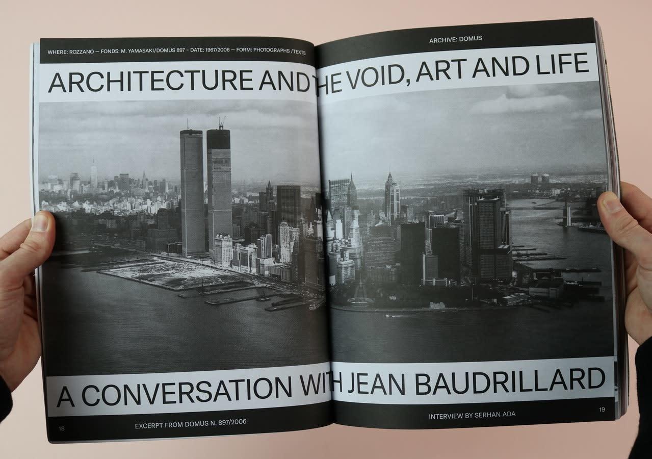 Archivio • Issue 3-8