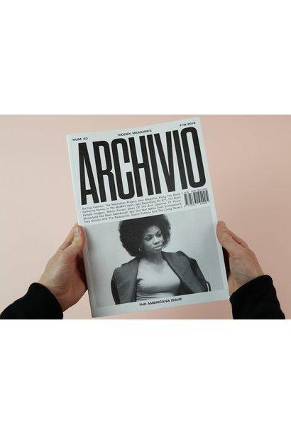 Archivio • Issue 3