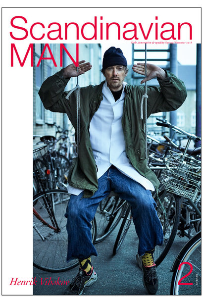 Scandinavian Man Magazine • Issue 2 (Cover 1)