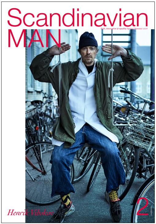 Scandinavian Man Magazine • Issue 2 (Cover 1)-1
