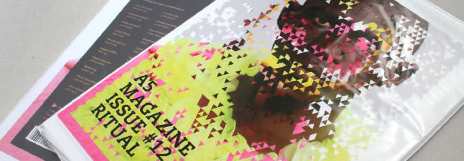 A5 Magazine • no 12 - Ritual