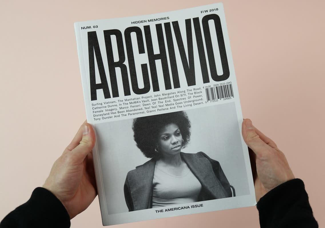 Archivio • Issue 3-9