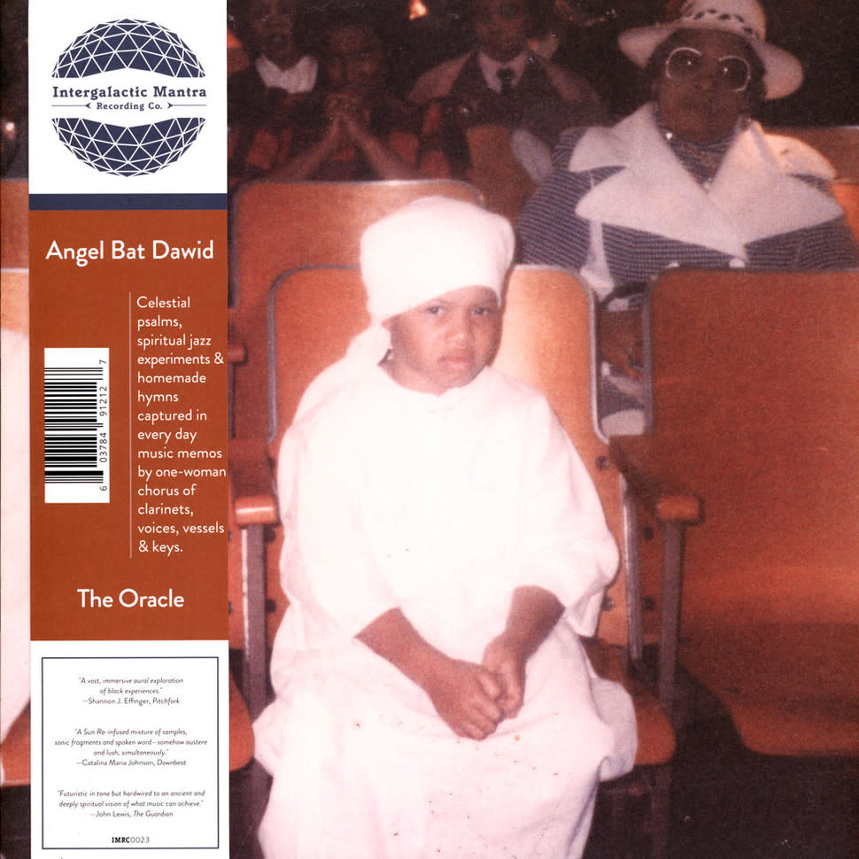 Angel Bat Dawid • The Oracle-1