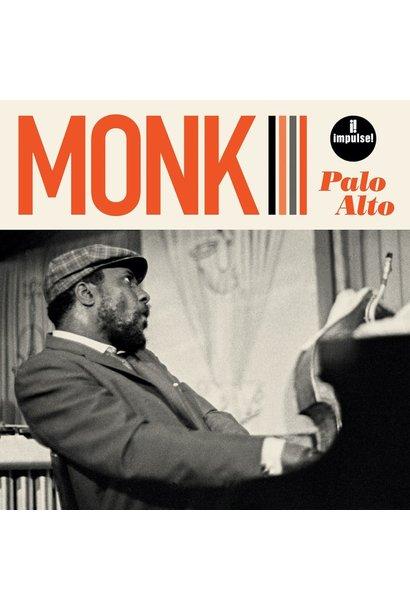 Thelonious Monk • Palo Alto