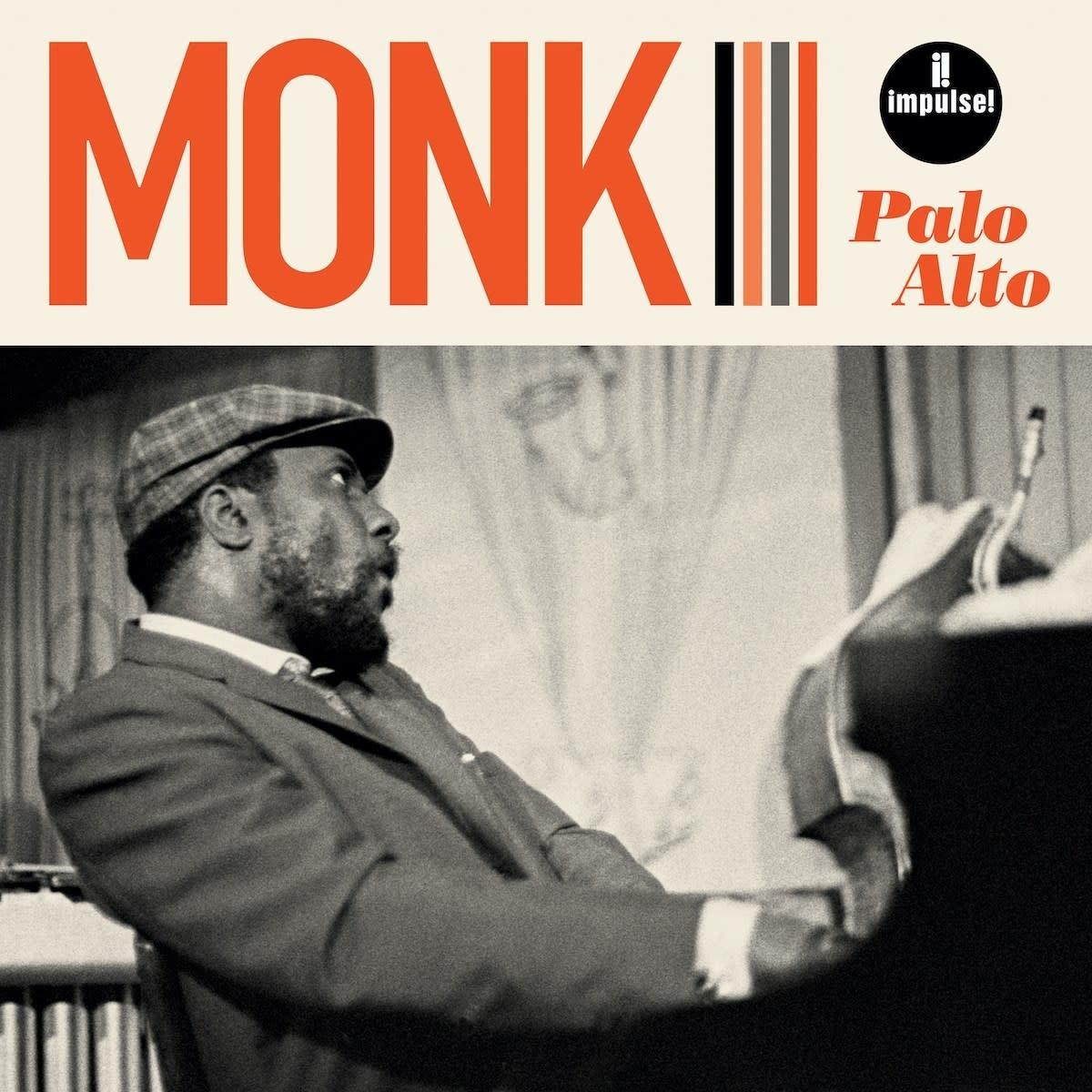 Thelonious Monk • Palo Alto-1