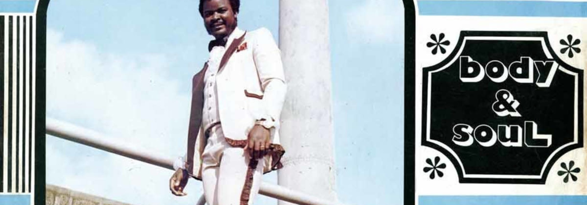 William Onyeabor • Body & Soul