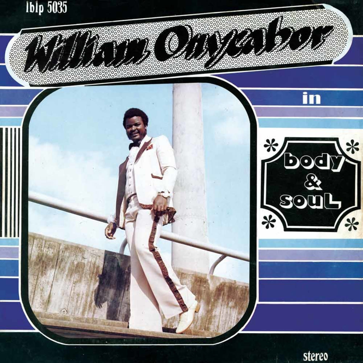 William Onyeabor • Body & Soul-1