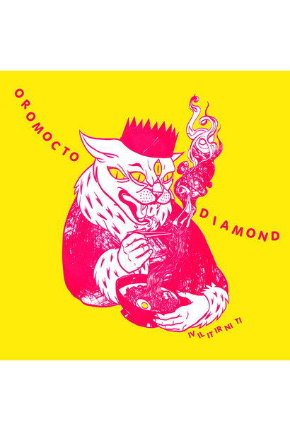 Oromocto Diamond • IV IL IT IR NI TI