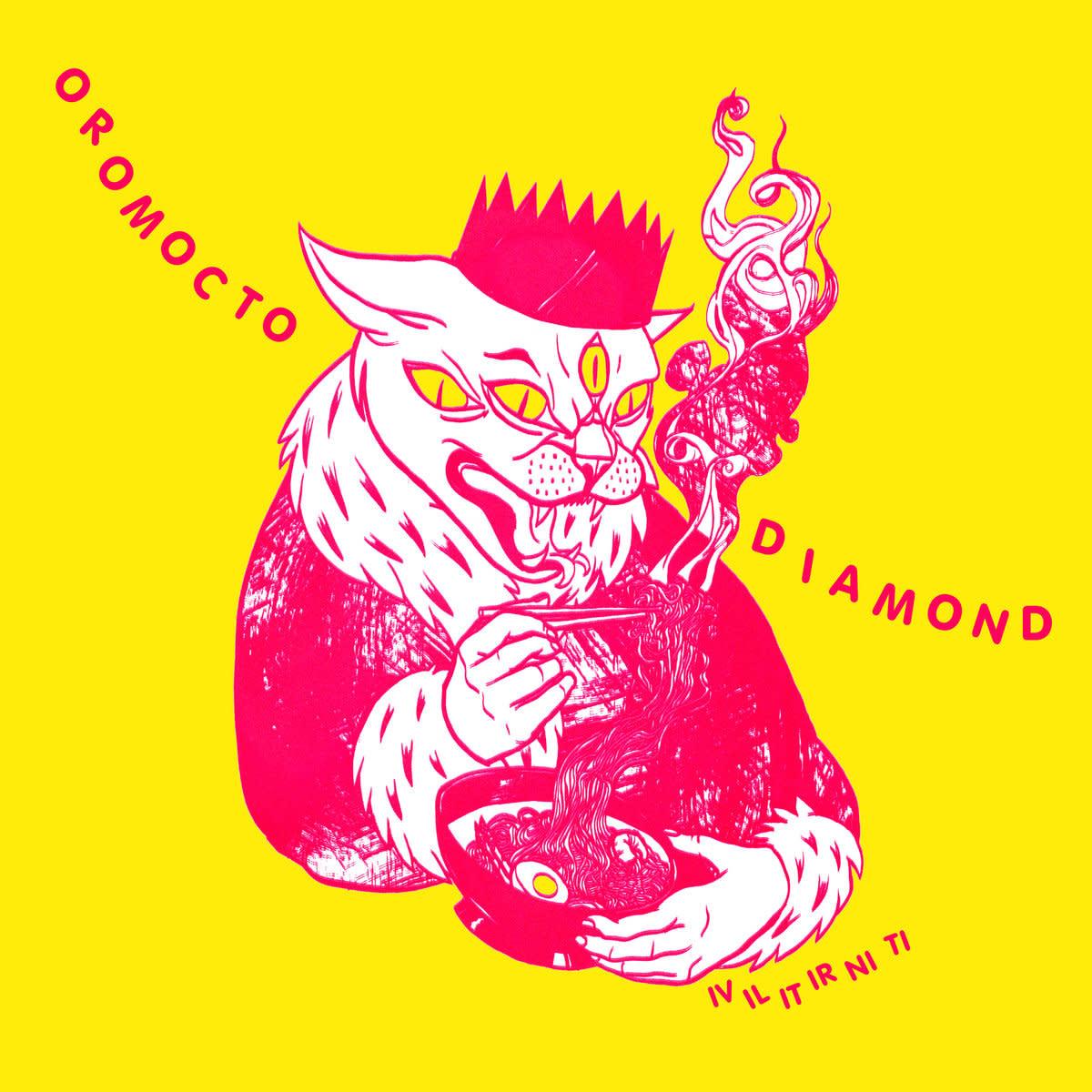 Oromocto Diamond • IV IL IT IR NI TI-1