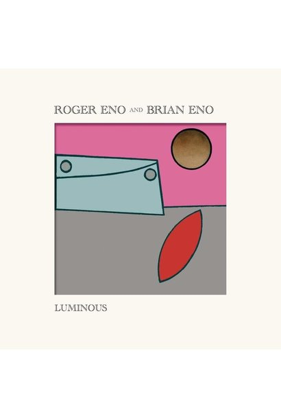 Roger & Brian Eno • Luminous