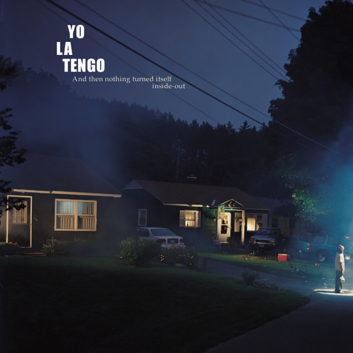 Yo La Tengo • And Then Nothing Turned Itself Inside-Out-1