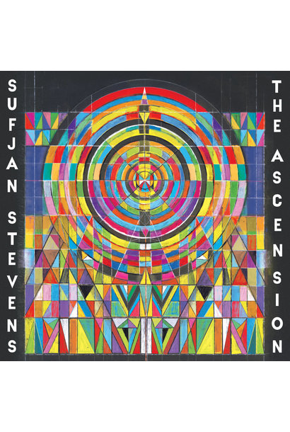 Sufjan Stevens • The Ascension (Édition couleur Indie)