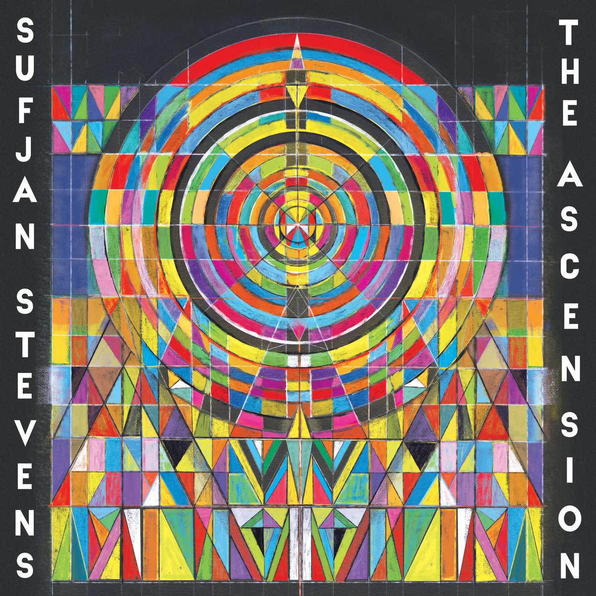Sufjan Stevens • The Ascension (Édition couleur Indie)-1