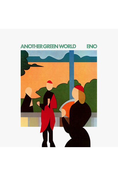 Brian Eno • Another Green World