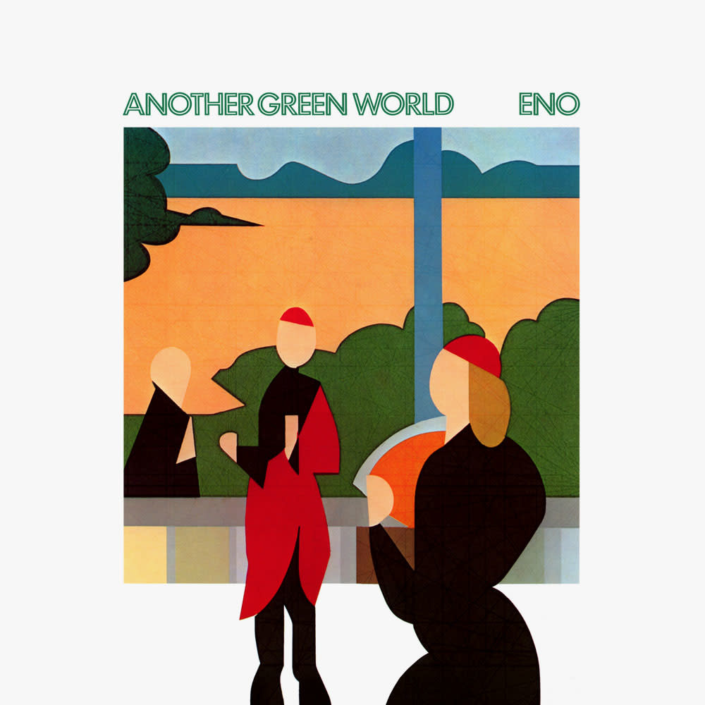 Brian Eno • Another Green World-1