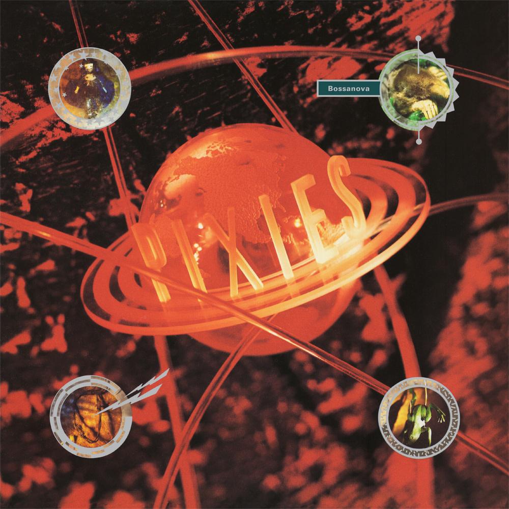 Pixies • Bossanova (Réédition couleur 30ème anniversaire)-1