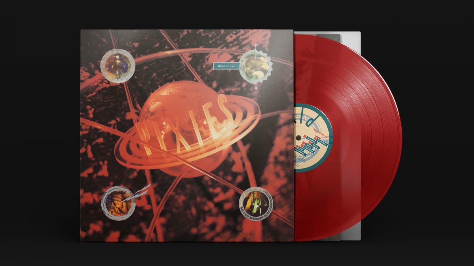 Pixies • Bossanova (Réédition couleur 30ème anniversaire)-2